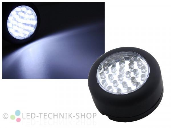 LED Magnet Arbeitsleuchte mit 24 LED 1