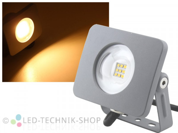 10W Slim Design LED Fluter