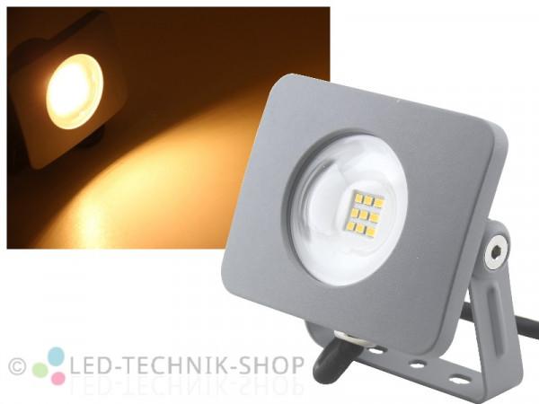 10W Slim Design LED Fluter