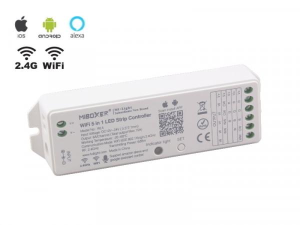 Mi-Light MiBoxer WiFi WLan 5 in1 Smart Controller WL5