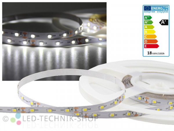 "LED Strip ""Economy"" 5m 300 LED kaltweiss"