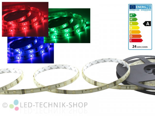 LED Strip 5050 RGB wasserfest 1