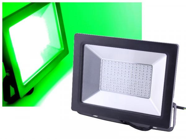 LED Flutlichtstrahler 100W grün