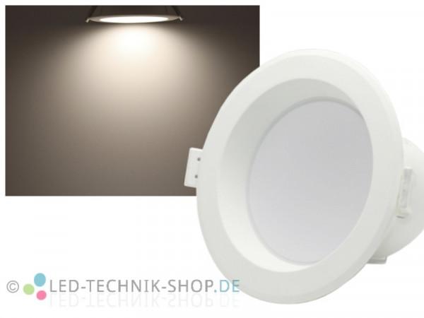 LED Downlight Einbauleuchte 8W daylight