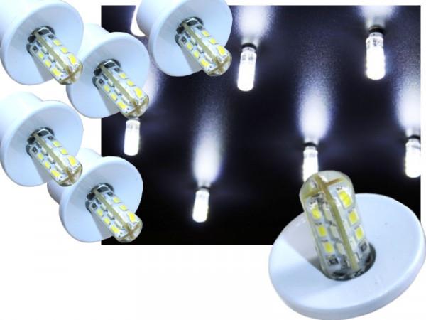 """LED Sternenhimmel """"Glow"""" weiss kaltweiss"""