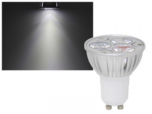 LED Strahler 3W GU10 kaltweiss