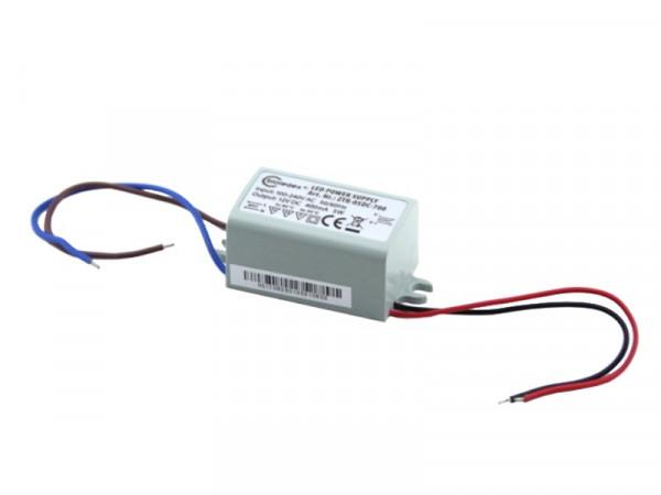 LED Trafo Mikro wasserdicht IP65 12V 5W