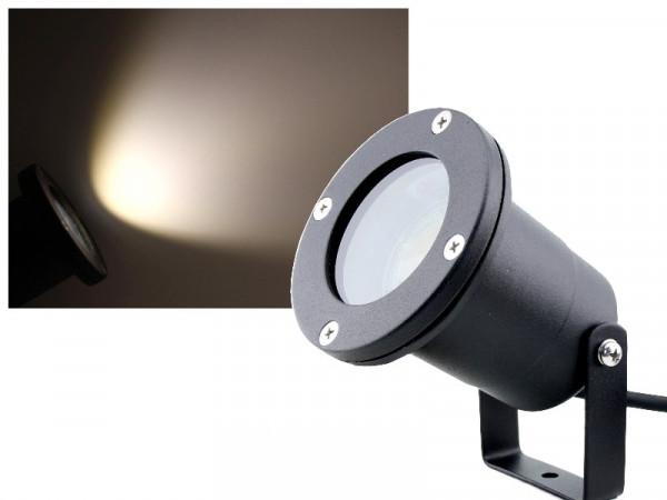5W COB LED Gartenstrahler 230V neutralweiss