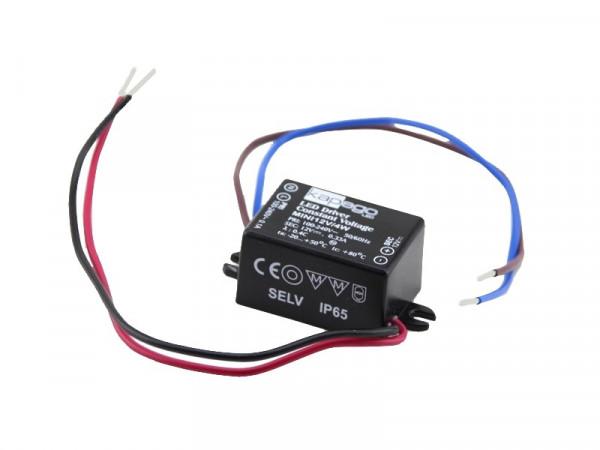 Kapego LED Trafo Mikro IP65 12V 4W