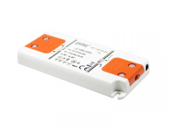 LED Trafo Slimline 12V 6W