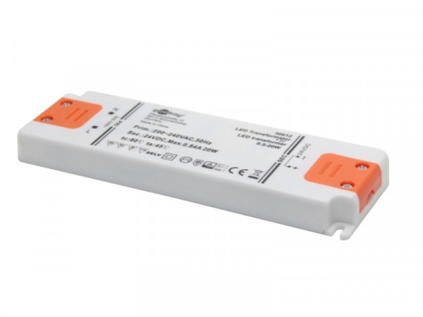LED Trafo Slimline 24V 20W