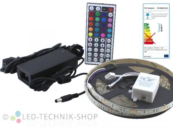 RGB LED Komplett-Set IP65 300 LED