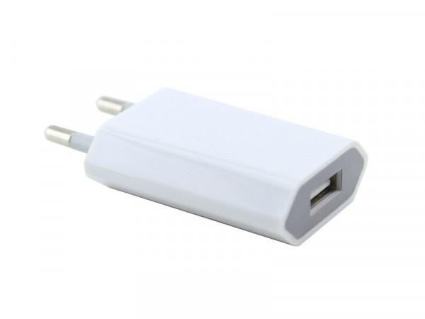 USB Netzteil Steckernetzteil Ladegerät 5V 1A 1000mA