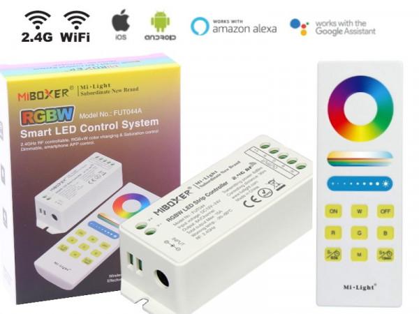 Smart LED Controller RGBW mit Funk Fernbedienung