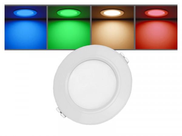 Mi-Light Smart LED Downlight 6W RGB+CCT FUT068