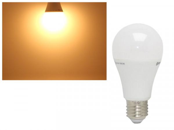LED Lampe E27 12W 1055 Lumen warmweiss