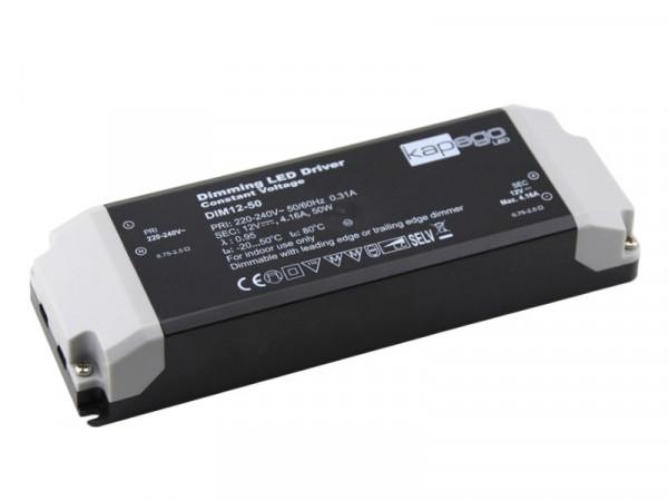 LED Trafo dimmbar 12V 50W