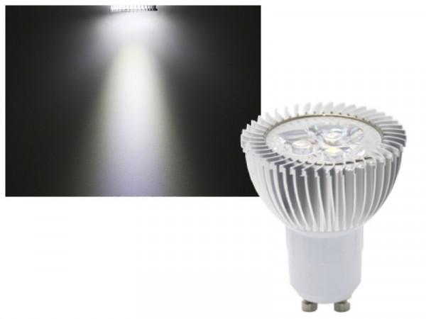 LED Strahler 6W GU10 kaltweiss