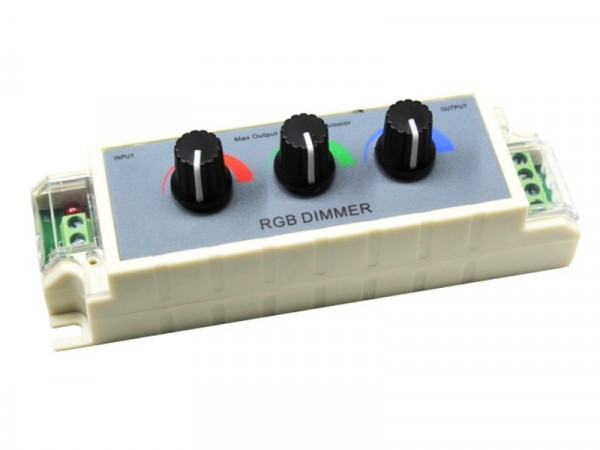 LED RGB Controller Dimmer analog