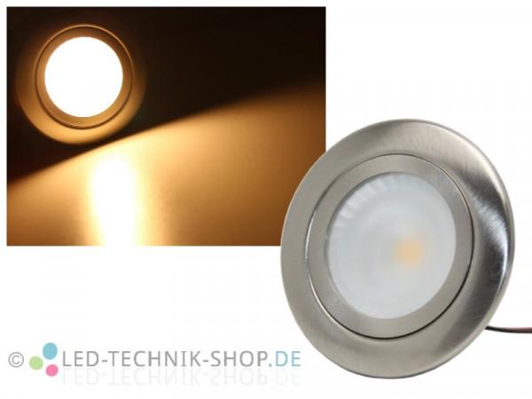 LED COB Einbauleuchte 3,5W 345 Lumen warmweiss dimmbar