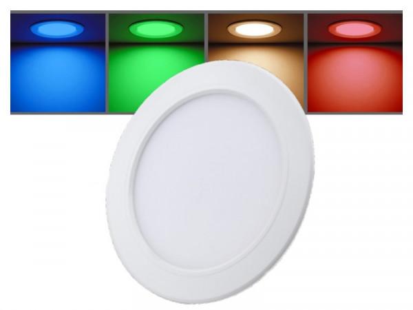 Mi-Light Smart LED Downlight 12W RGB+CCT FUT066