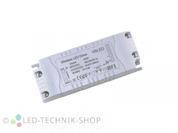 LED Funk Trafo dimmbar 350mA 12-20W
