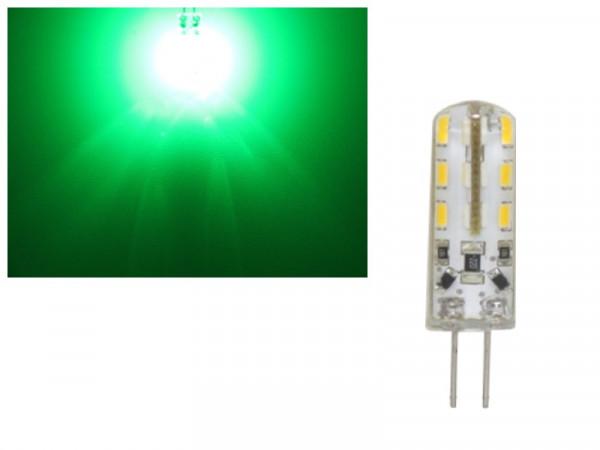 LED G4 24 SMD 1,5W grün