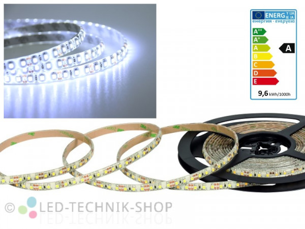 LED Strip 12V 3528-120 IP63 100cm kaltweiss