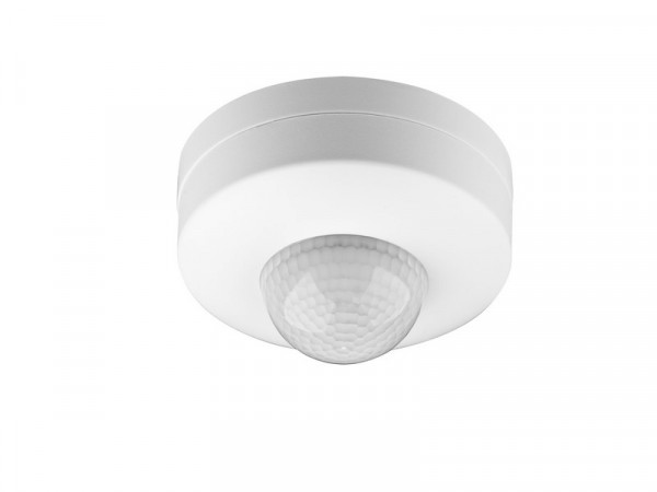 LED Infrarot Bewegungsmelder Aufbau 3-fach PIR