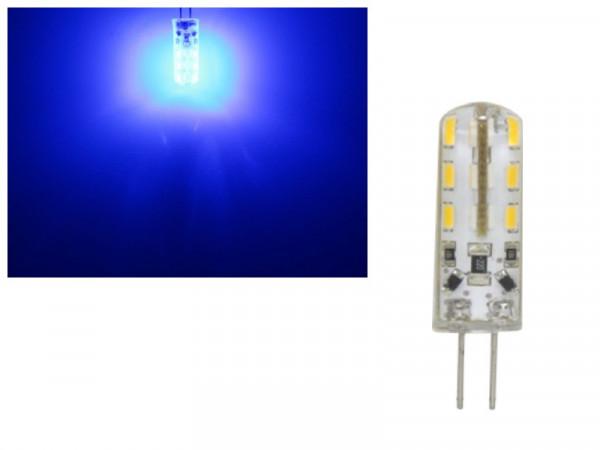 LED G4 24 SMD 1,5W blau
