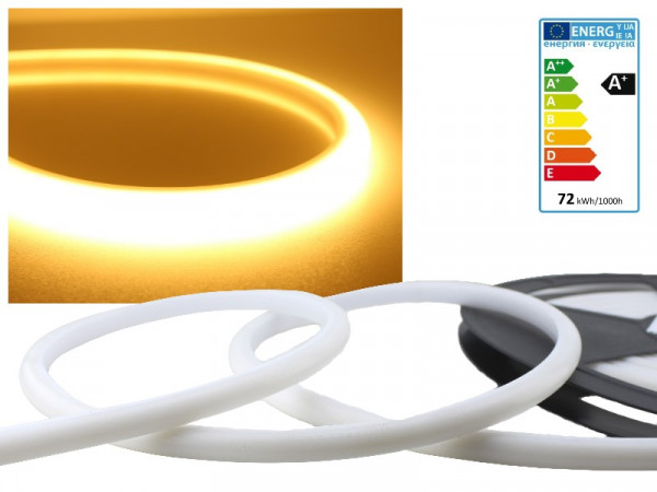 Profi Premium LED Strip IP68 warmweiss