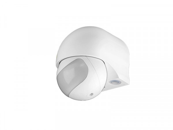 LED Infrarot Bewegungsmelder Slim Outdoor IP44
