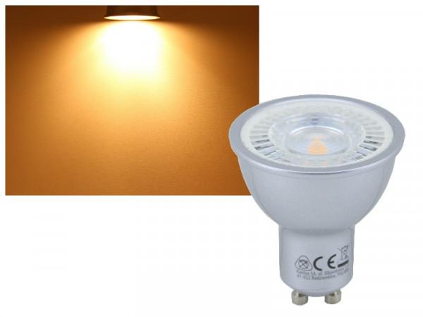 LED Strahler PROLED 7W GU10 warmweiss