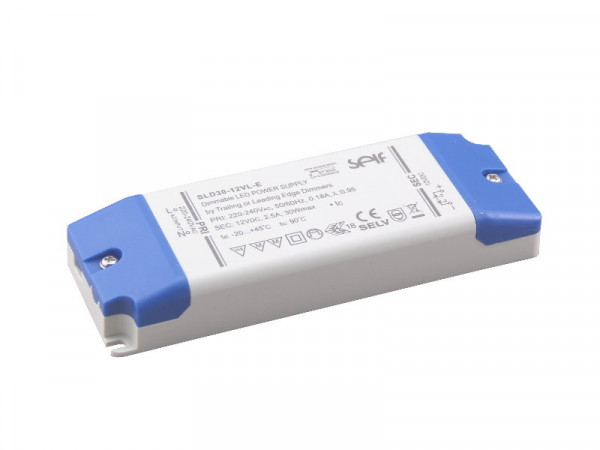 SELF LED Trafo dimmbar 12V 30W