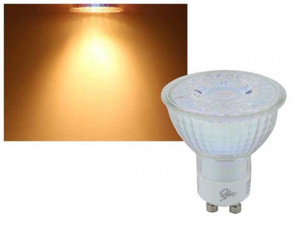 LED Strahler Rolux GU10 5W 345lm dimmbar warmweiss