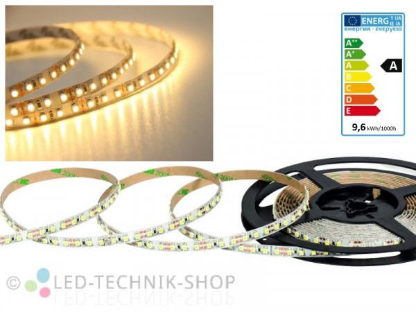 LED Strip 12V 3528-120 IP20 100cm warmweiss