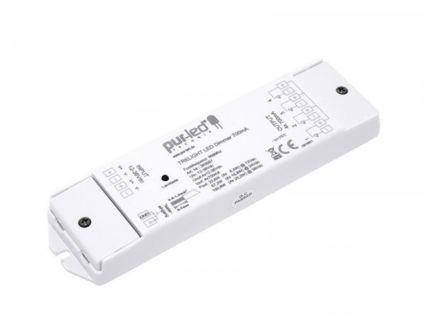 LED Funk Empfänger Dimmer 4x700mA
