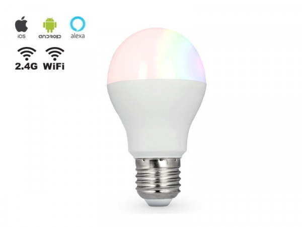 Mi-Light Smart LED E27 6W RGB+CCT FUT014 Leuchtmittel