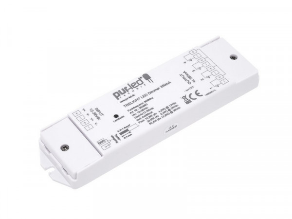 LED Funk Empfänger Dimmer 4x350mA