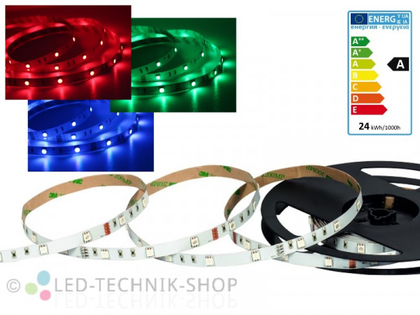 LED Strip 5050 RGB 1