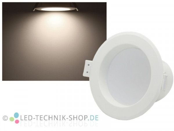 LED Downlight Einbauleuchte 5W daylight