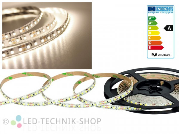LED Strip 12V 3528-120 IP20 100cm neutralweiss