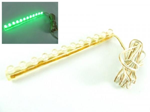LED Leiste Flex-12 IP67 grün
