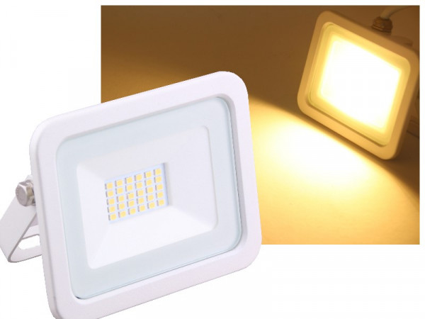 LED Fluter NOCTIS 20W 1700lm warmweiss