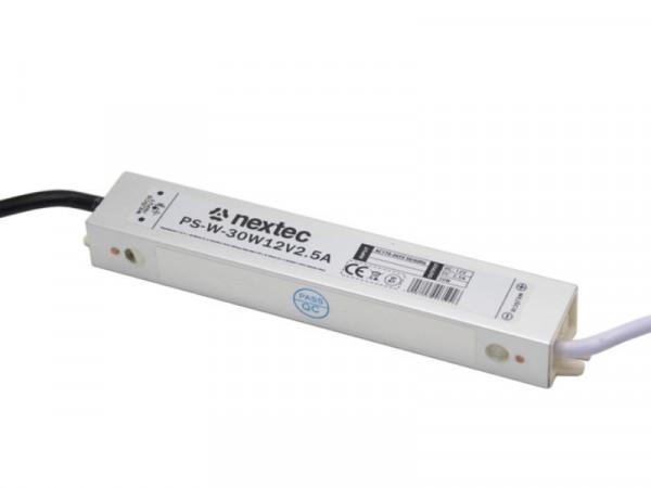 Nectec LED Trafo IP67 wasserdicht 12V 30W