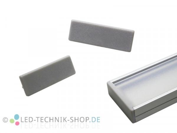 Endkappen für Alu LED Profil LTS-15
