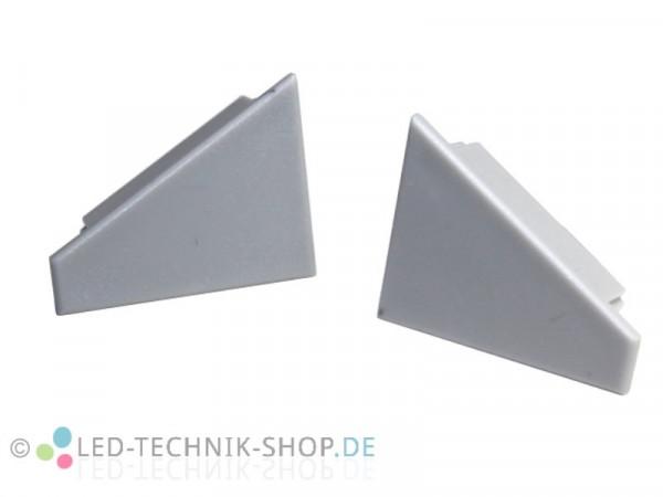 Endkappen für Alu LED Profil LTS-35