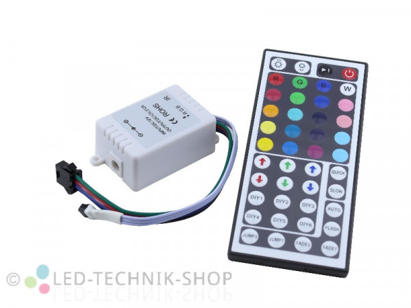 LED RGB Controller IR 44-Key