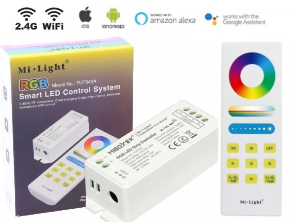 Smart LED Controller RGB mit Funk Fernbedienung