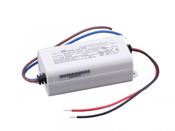MeanWell LED Trafo CC 350mA 12W